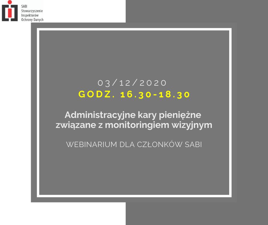 Webinarium 3.12.2020